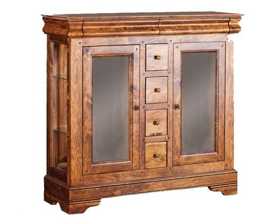 Мебель из черной ольхи